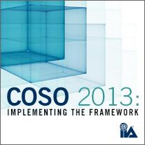 Référentiel COSO 2013